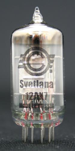 Svetlana 12AX7